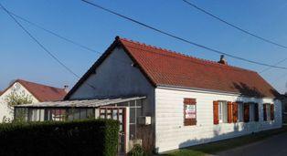 Annonce vente Maison avec garage rosières-en-santerre
