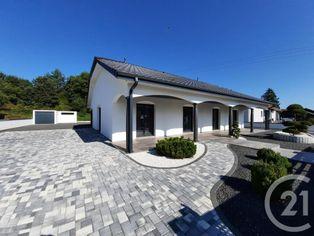 Annonce vente Maison saulcy-sur-meurthe