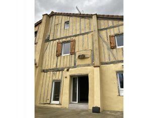 Annonce vente Maison avec terrasse madière