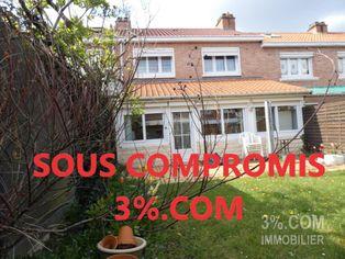 Annonce vente Maison avec garage faches-thumesnil