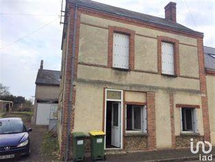 Annonce vente Maison avec garage chauvigny-du-perche