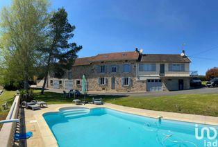 Annonce vente Maison avec piscine peyrat-le-château