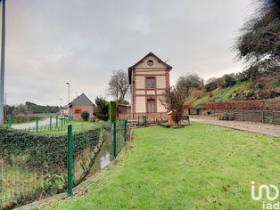 Annonce vente Maison avec garage cailly