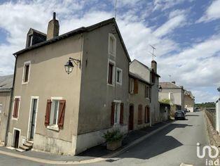 Annonce vente Maison argenton-sur-creuse
