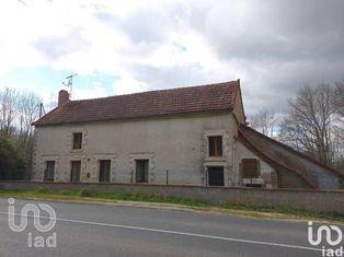 Annonce vente Maison avec garage saint-amand-en-puisaye