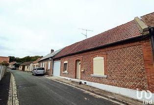 Annonce vente Maison avec garage bray-sur-somme