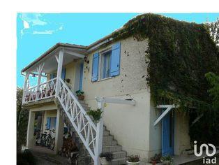 Annonce vente Maison avec cheminée allas-les-mines