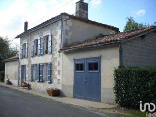 Annonce vente Maison avec garage baignes-sainte-radegonde