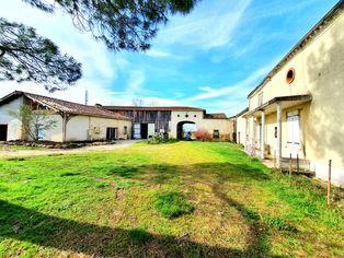 Annonce vente Maison avec garage grignols