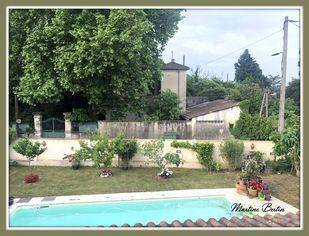 Annonce vente Maison avec jardin cabannes