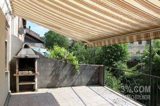 Annonce vente Maison avec terrasse cirey-sur-vezouze