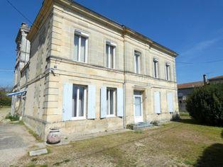 Annonce vente Maison au calme saint-christoly-de-blaye