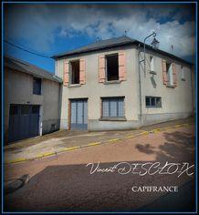 Annonce vente Maison avec garage château-chinonville