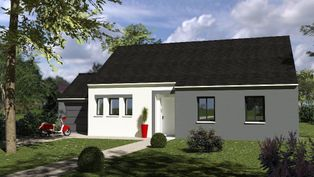 Annonce vente Maison avec garage salins
