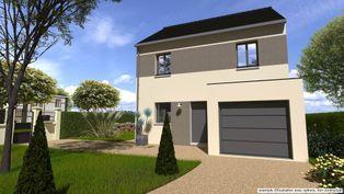 Annonce vente Maison avec garage saint-fargeau-ponthierry
