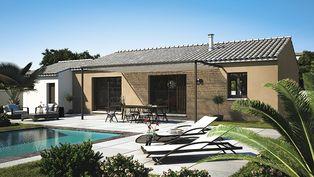 Annonce vente Maison avec garage saint-hilaire-de-beauvoir