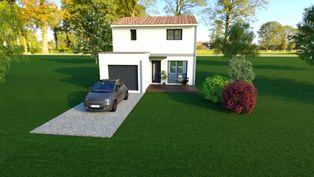 Annonce vente Maison avec garage gigean