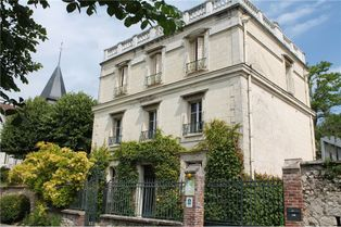 Annonce vente Appartement avec terrasse giverny