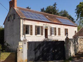 Annonce vente Maison avec garage cérilly