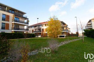Annonce vente Appartement avec terrasse magnanville