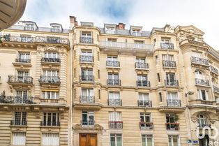 Annonce vente Appartement paris 16eme arrondissement