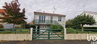 Annonce vente Maison avec garage nueil-les-aubiers