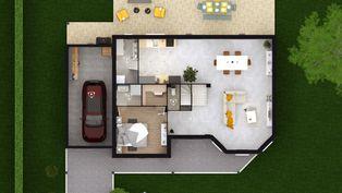 Annonce vente Maison avec garage grisy-suisnes