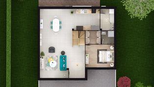 Annonce vente Maison avec garage la queue-en-brie