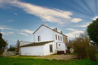 Annonce vente Maison avec garage vouziers