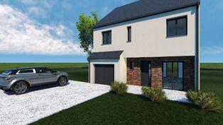Annonce vente Maison avec garage authon-la-plaine