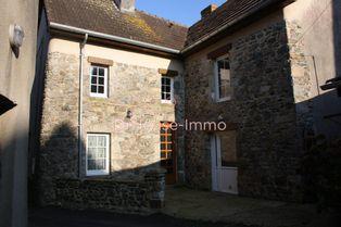 Annonce vente Maison avec garage saint-sauveur-lendelin