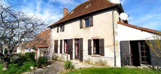 Annonce vente Maison avec grange saint-victor