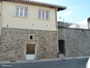 Annonce vente Maison avec terrasse chalmazel