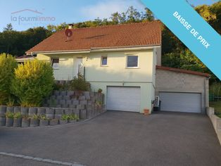 Annonce vente Maison avec garage hirtzbach