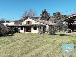 Annonce vente Maison avec grange saint-antoine-de-breuilh