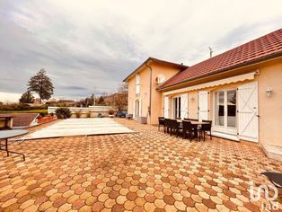 Annonce vente Maison avec garage bourgoin-jallieu