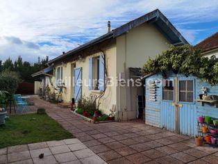 Annonce vente Maison avec terrasse rion-des-landes