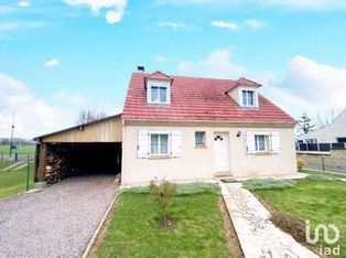 Annonce vente Maison avec garage oissery