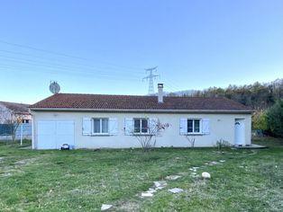 Annonce vente Maison avec garage hauterives