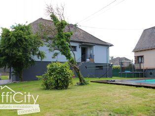Annonce vente Maison avec terrasse strasbourg