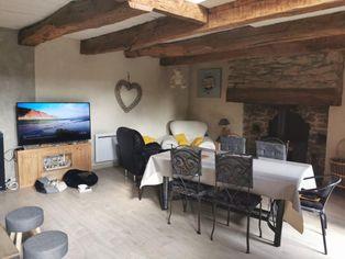 Annonce vente Maison avec terrasse languidic