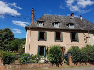 Annonce vente Maison avec garage champs-sur-tarentaine-marchal