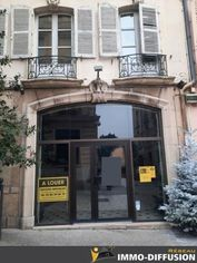 Annonce location Local commercial mâcon