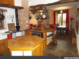 Annonce vente Maison avec terrasse lézat-sur-lèze