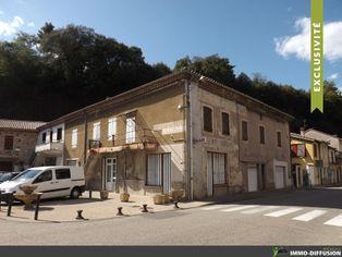 Annonce vente Maison avec garage pont-de-labeaume