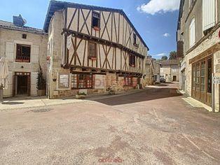 Annonce vente Local commercial nanteuil-en-vallée