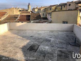 Annonce vente Appartement avec terrasse lambesc