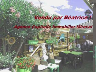 Annonce vente Maison avec terrasse vic-la-gardiole