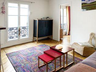 Annonce vente Appartement au calme paris 17eme arrondissement
