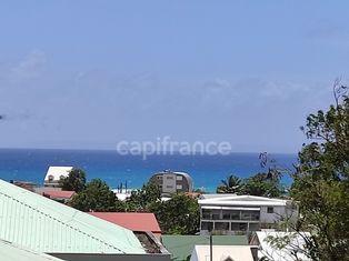 Annonce vente Appartement avec terrasse saint-francois
